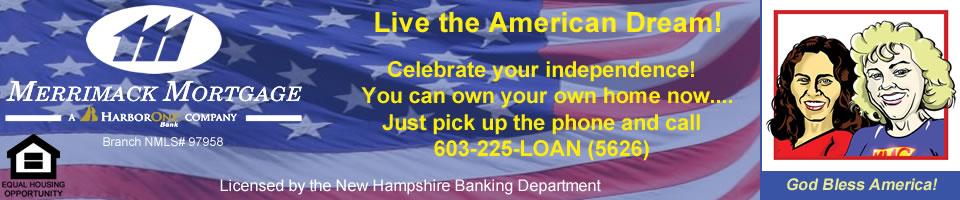 Merrimack Mortgage Presents